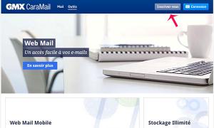 gmx.fr site version française