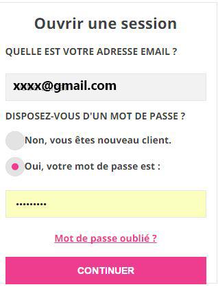 accès espace alinea.fr