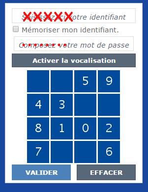 Se Connecter A Mon Compte En Ligne La Banque Postale