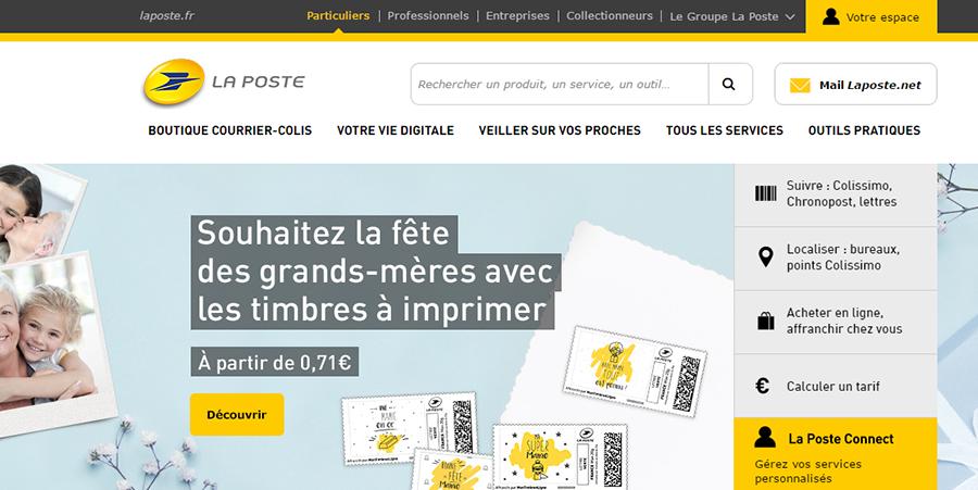 poste.fr