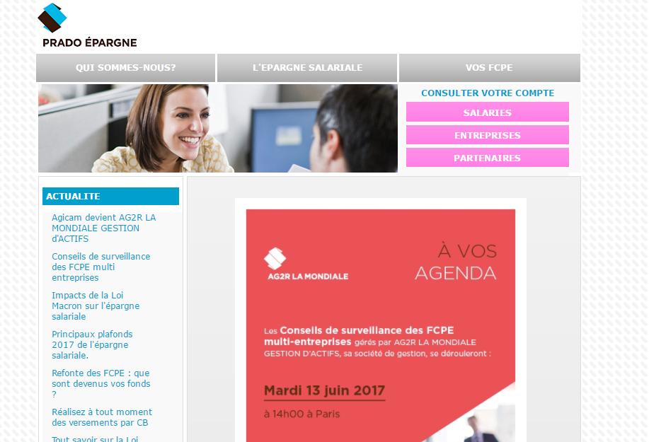 site pradoepargne.com