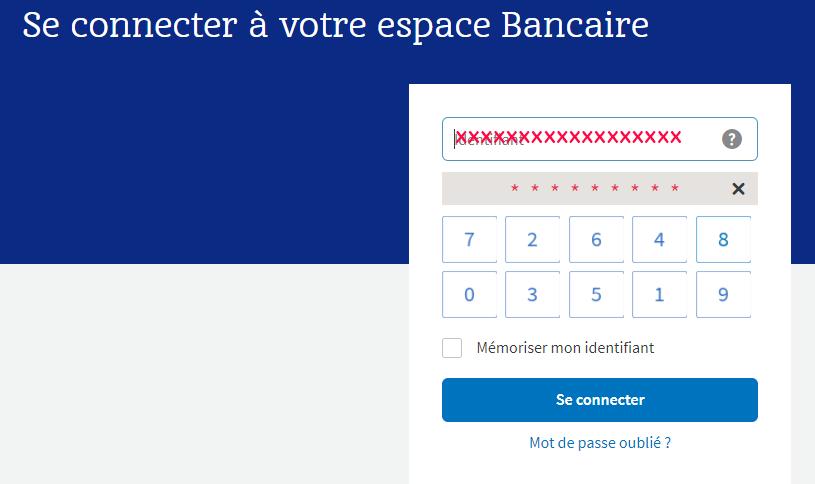 connexion espace banque macif