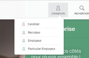 accès pole emploi candidat
