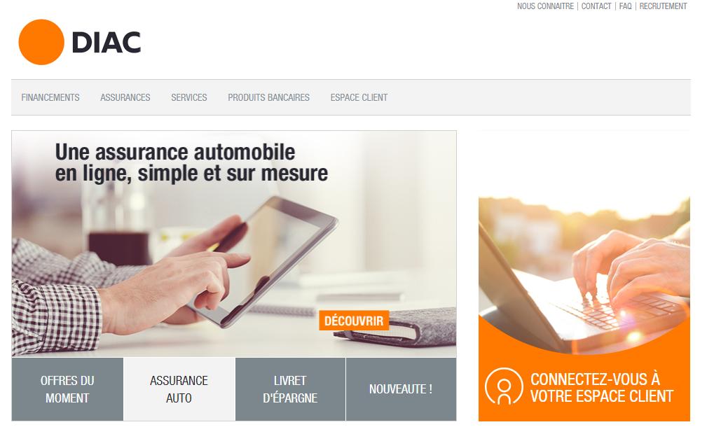 site diac.fr
