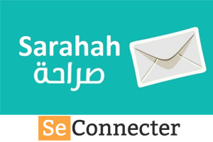 sarahah.com mon compte