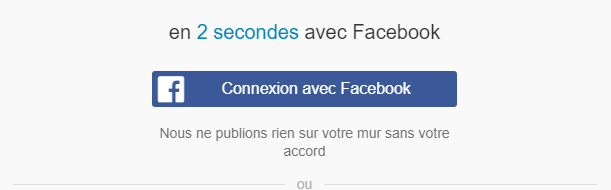 connexion blablacar par facebook
