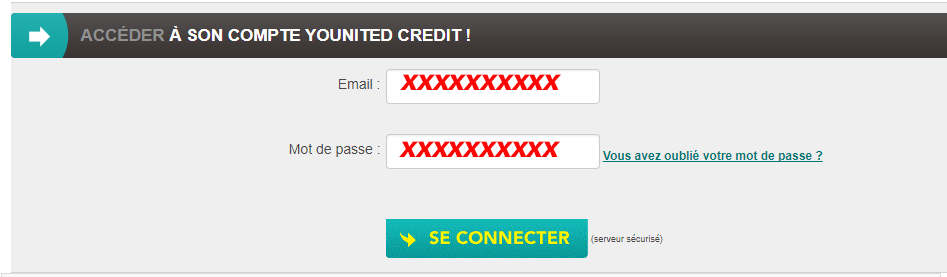 accès compte younited credit