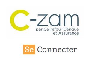 mon espace client c-zam