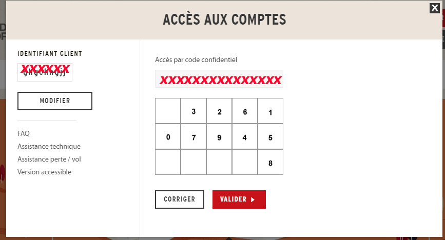 acces compte coopanet