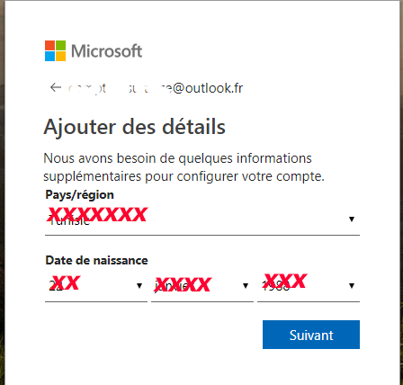 ouvrir compte outlook