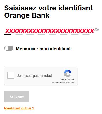mon compte orange bank