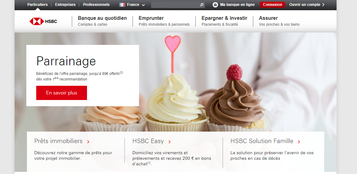 site internet hsbc.fr