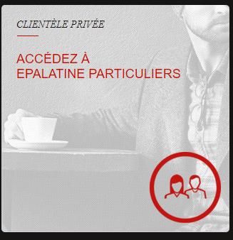 acces epalatine banque palatine