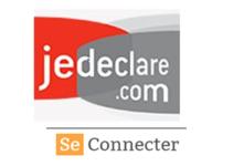 jedeclare.com mon espace en ligne