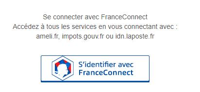 acces avec franceconnect