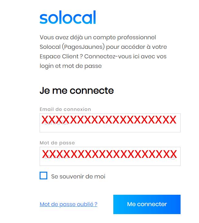 connexion compte solocal