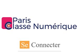 paris classe numerique mon espace