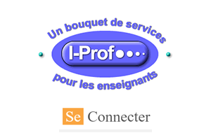 iprof mon espace personnel